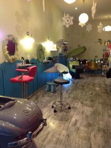 Salon de coiffure Le Pétard à Mèches pour les enfants à Nantes