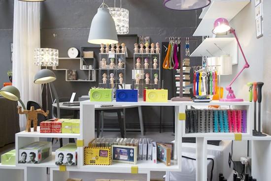 Boutique d co la cachette d alibabette agenda de la for La boutique deco