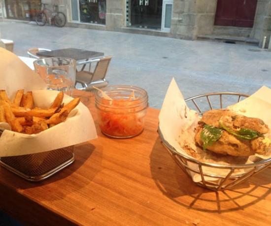 Dubrown Burger Café à Nantes