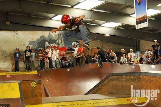 Le skatepark le hangar d barque nantes agenda de la - Location hangar nantes ...