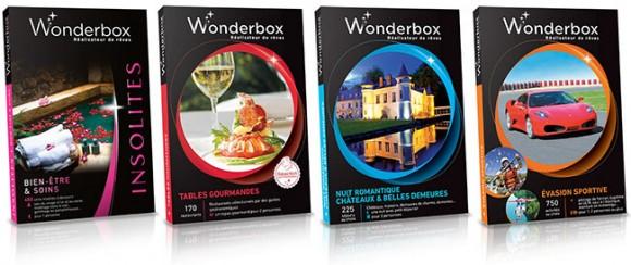Gagnez votre coffret cadeau wonderbox avec l 39 agenda de la nantaise - Tables gourmandes wonderbox ...