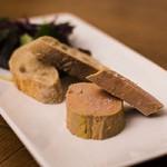 foie gras carré