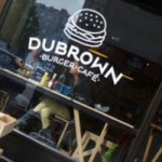 Dubrown-burger-café