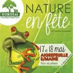 Affiche Nature en fête_carré