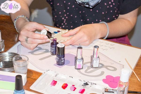 Dola organise le premier concours de nail art cr ativa - Salon creativa nantes ...