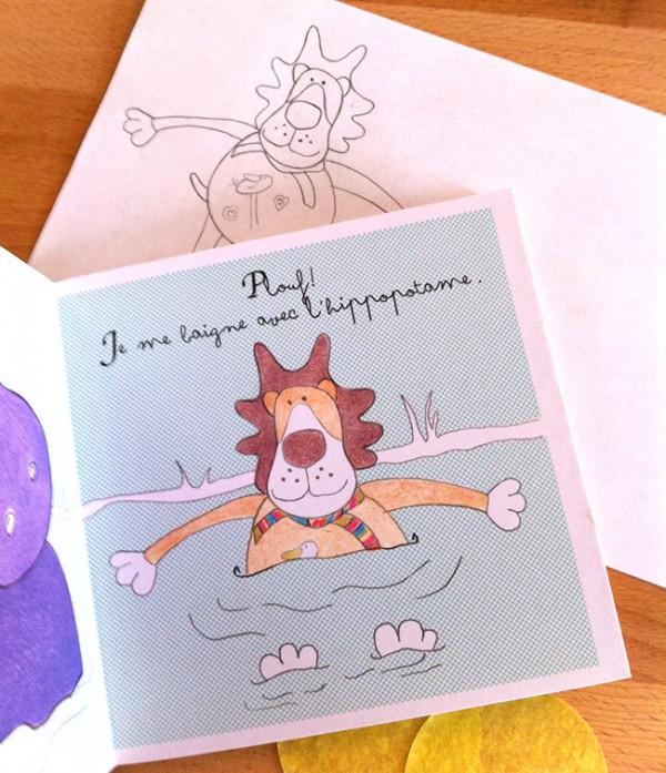 Un livre personnalis pour les enfants le monde de doudou - Livre personnalise doudou ...