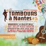Tambours à Nantes carré