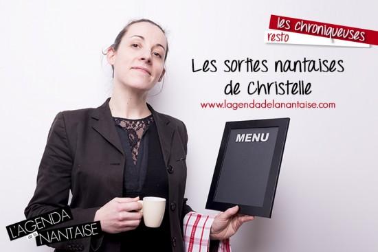 Sorties à Nantes de Christelle