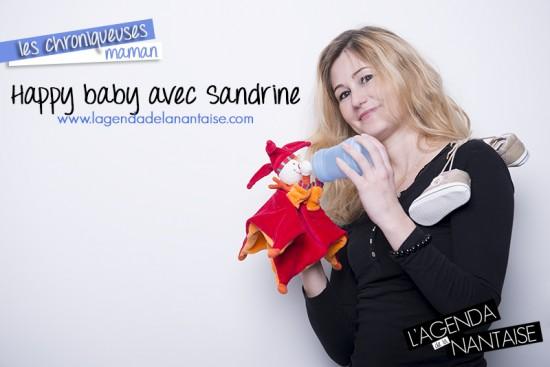 Happy Baby avec Sandrine
