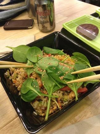 Restaurant wok à nantes Little Wokyo