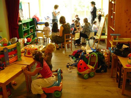 café pédagogique à Nantes