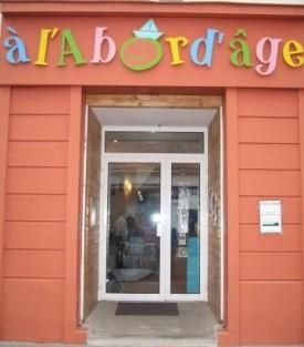 Café des enfants à Nantes