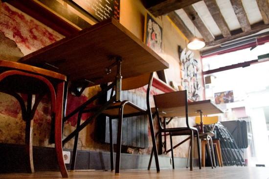 Restaurant à Nantes Monsieur Machin