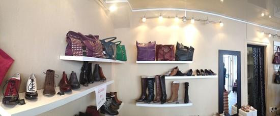Boutique de chaussures La Baule