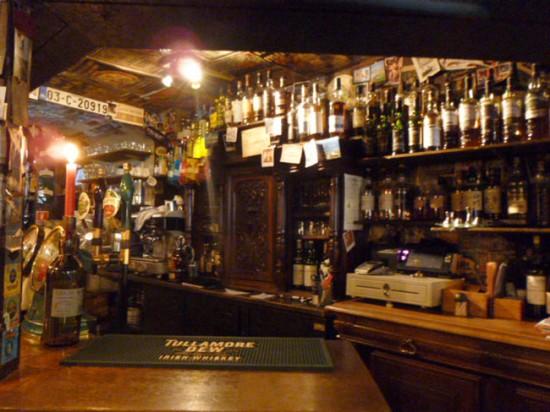 Pub à Nantes Buck Mulligan's