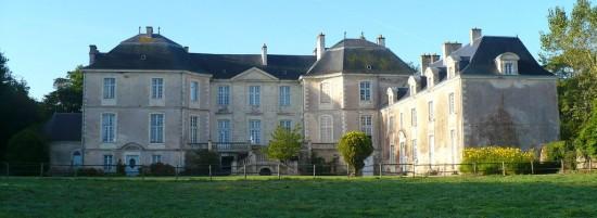Château de la Rousselière à Frossay