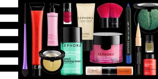 Produits de beauté Sephora