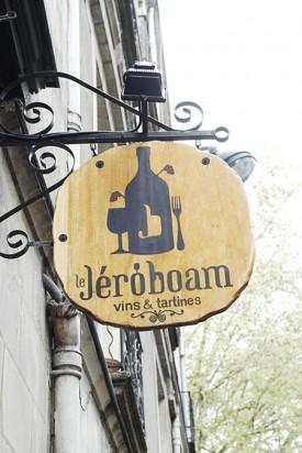 Le Jéroboam Vins et Tartines