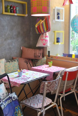 Salon de thé Ma Baïta