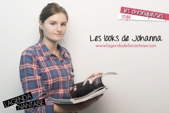 Les looks de Johanna