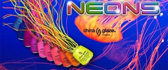 Vernis néon China Glaze