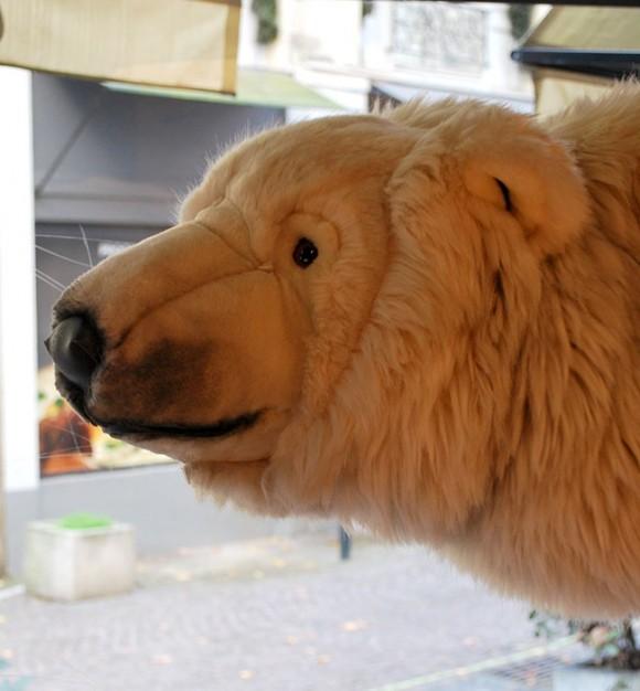 décorations-de-noël-ours