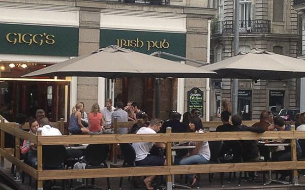 Pub irlandais Gigg's Nantes