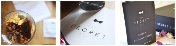 my secret box chapitre 1