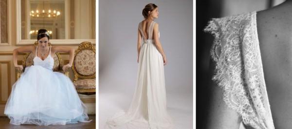 Faire sa robe de mariee vintage
