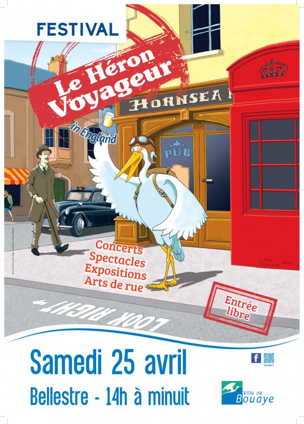 Festival Héron Voyageur Nantes
