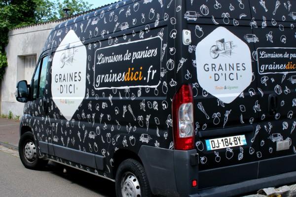 Menu végétarien Graines d'Ici - livraison 800x533 px