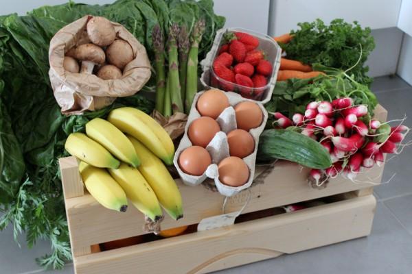 Menu végétarien Graines d'Ici - panier 800x533 px