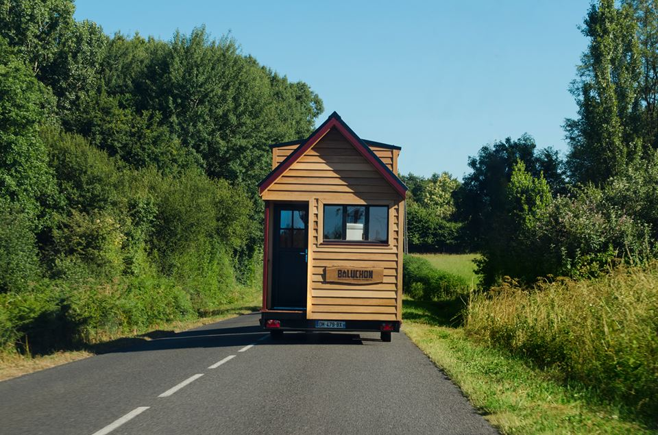 visitez une tiny house pr s de nantes les 10 et 11 octobre prochains. Black Bedroom Furniture Sets. Home Design Ideas