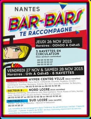 Navette Festival Bar Bars